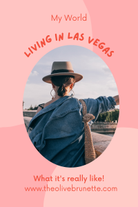 Living in Las Vegas Lifestyle