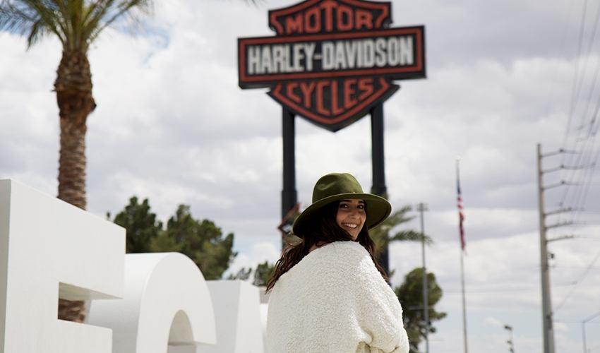 Harley-Davidson-The-Olive-Brunette
