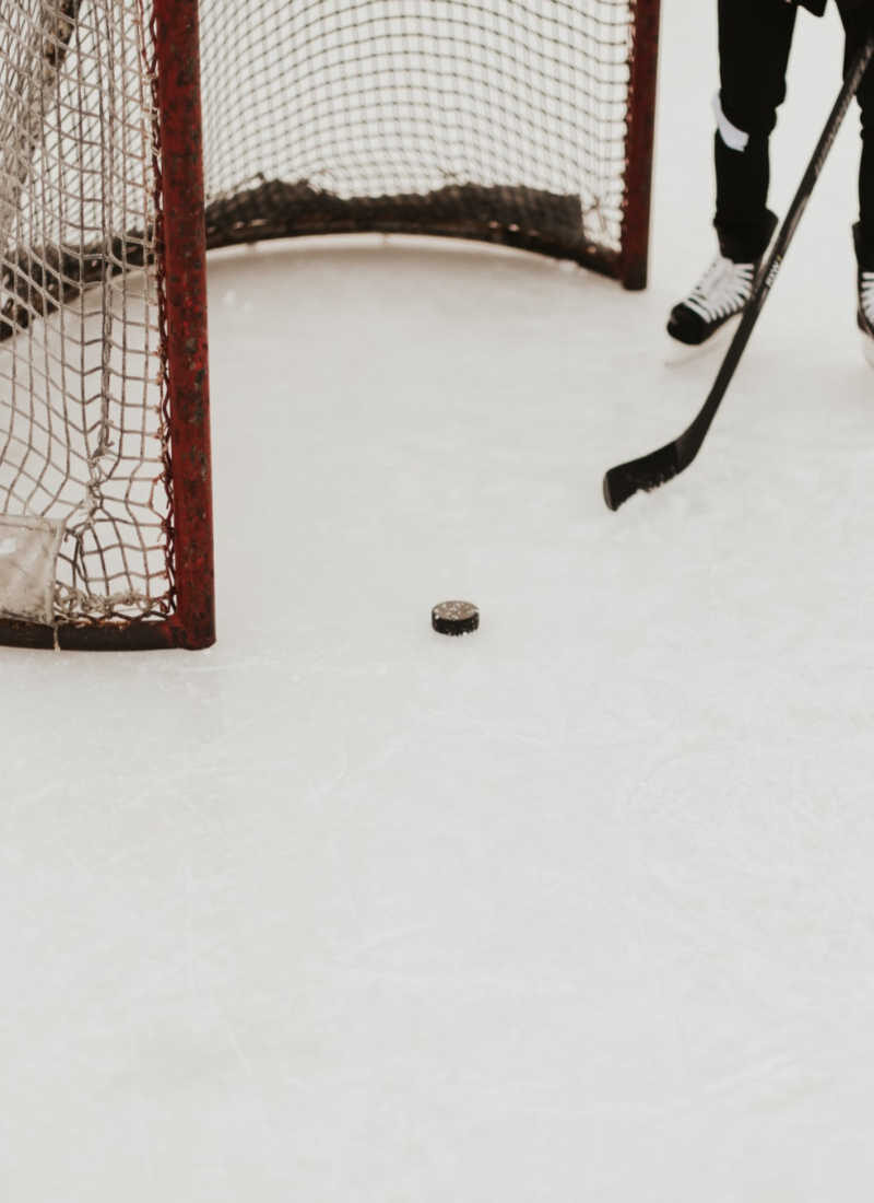 hockey in vegas