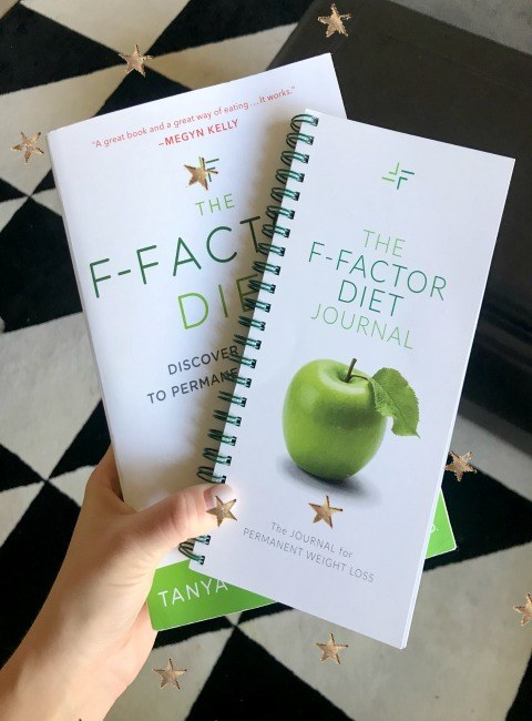 F-Factor Journal and Diet Book