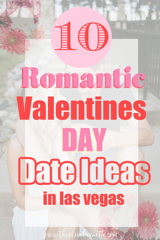 romantic las vegas date ideas