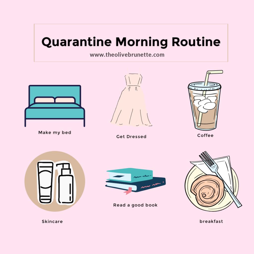 Quarantine Morning Routine