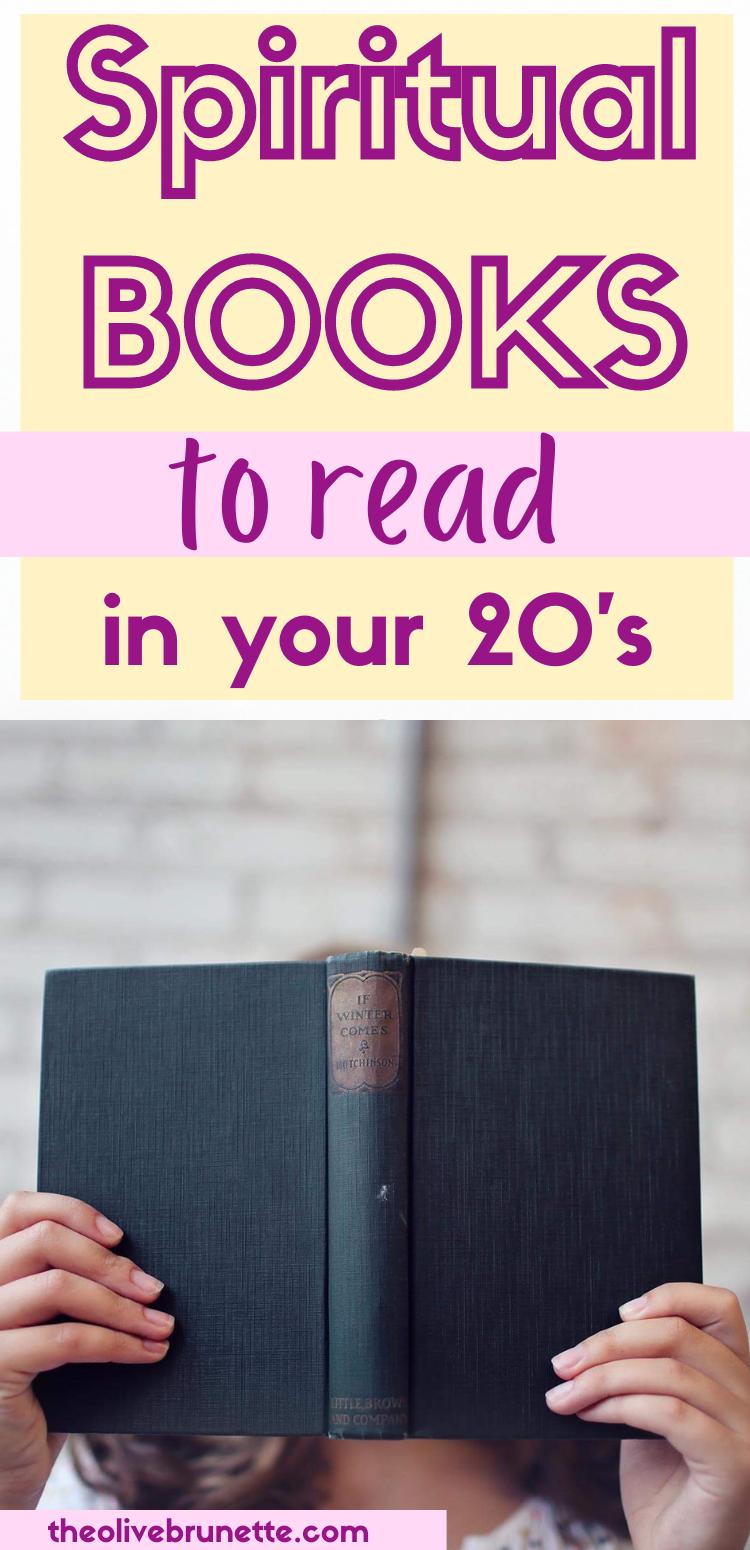 spiritual books to read