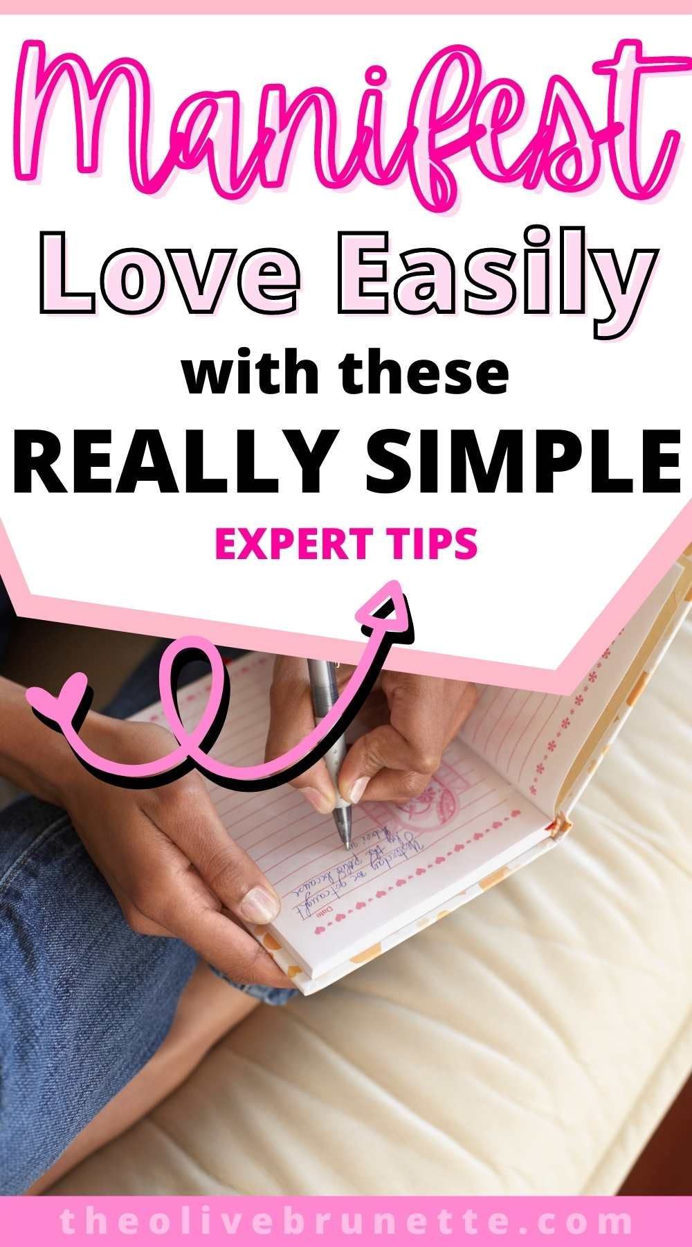how to manifest love easily-min